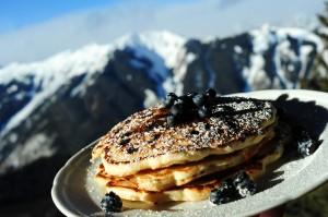 breakfast on aspen mountain