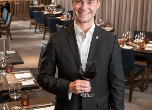 Nick Barb Passes the Advanced Sommelier Exam