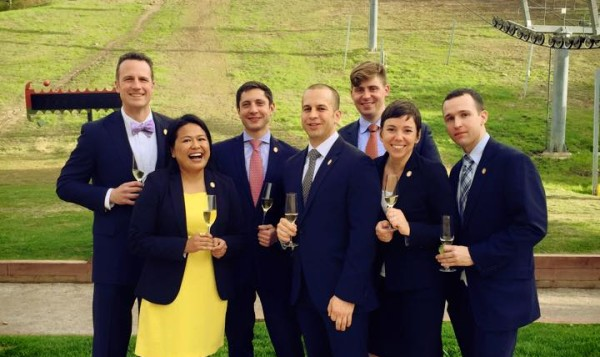 """""""The Magnificent Seven"""" – 2015's New Master Sommeliers"""