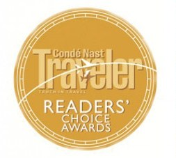 Conde Nast Traveler's Readers Choice Awards Open for Voting