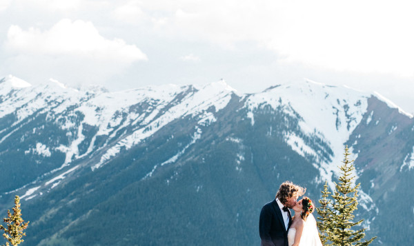 Married on Aspen Mountain