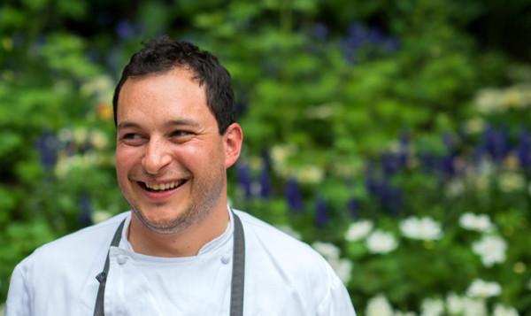 Checking in with Matt Padilla, Chef de Cuisine at element 47