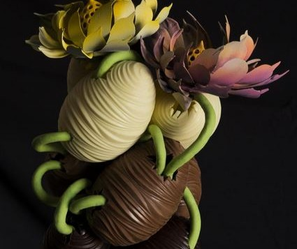 Vote in Valrhona's Easter Contest