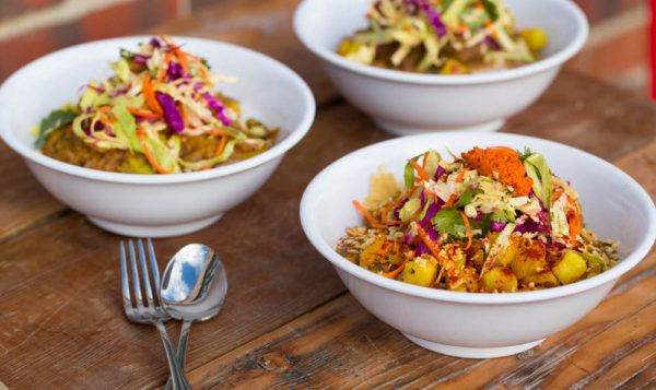 Support the Aspen Homeless Shelter with a Curry Dinner at The Nell
