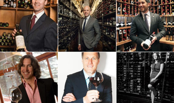 10 Master Somms Make Up The Nell's Wine Legacy