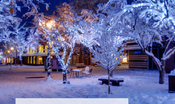 Christmas in Aspen; Things to Do & See