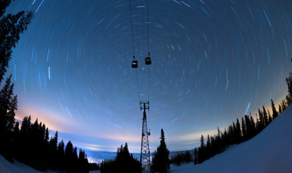 Full Moon Powder Tours? Yes, Please.
