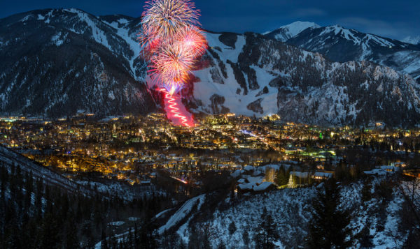 Five Reasons to Ring in The New Year in Aspen