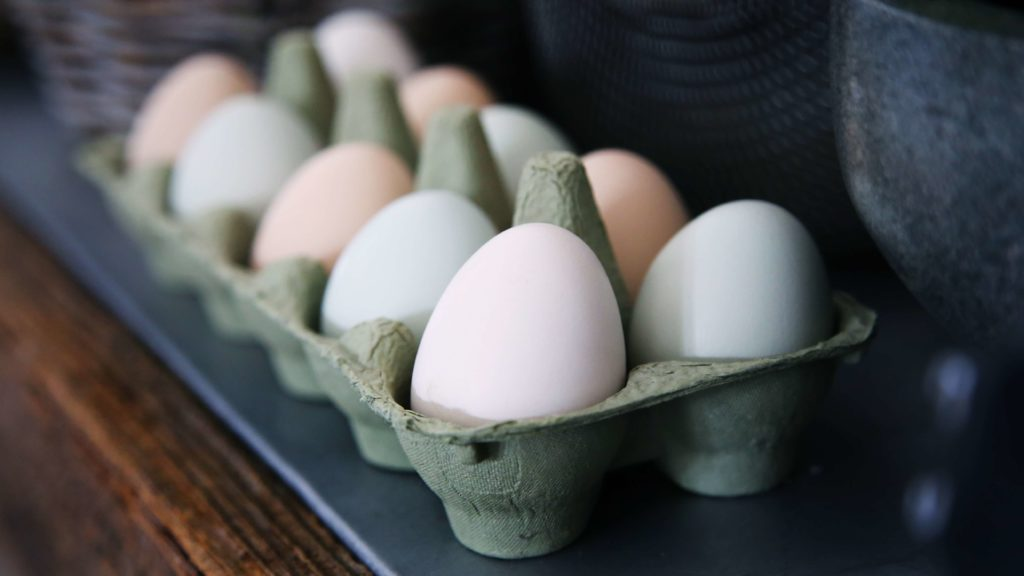 Farm to Table eggs