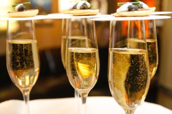 Food & Wine Wedding