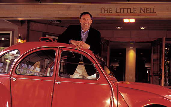 Little Nell Former General Manager Eric Calderon - Leaders of the little nell