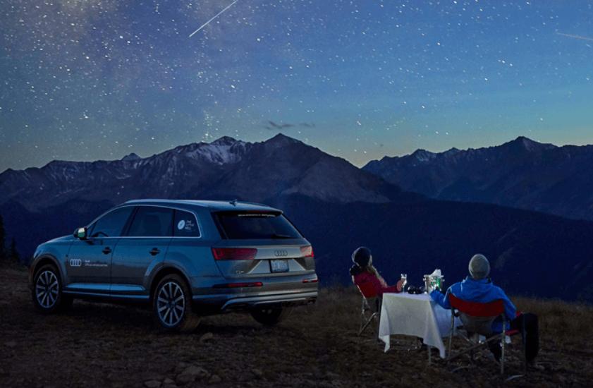 stargazing aspen activities