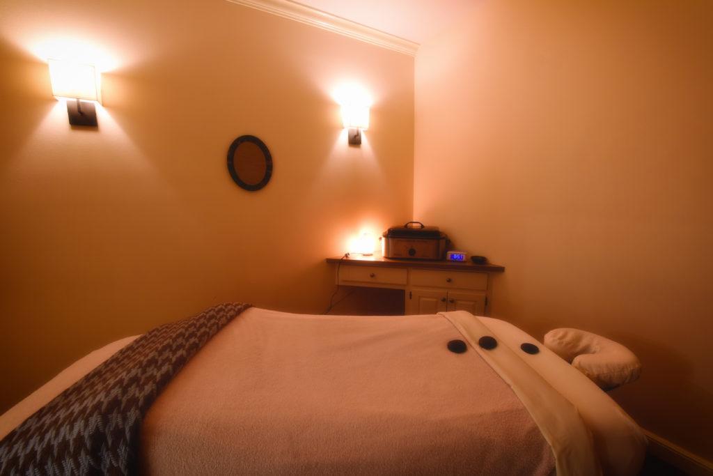 Massage The Little Nell
