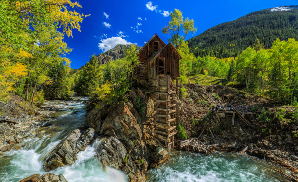 Crystal Mill Marble, CO