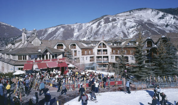 The Little Nell during ski season - Pearl Anniversary Celebration